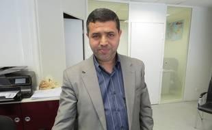 Salim Lakhzoum, président de l'Association cultuelle islamique de Marseille.