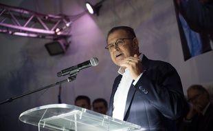 Bruno Gilles en septembre 2019