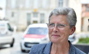 Geneviève Darrieussecq, nouvelle secrétaire d'État auprès de la ministre des Armées Florence Parly