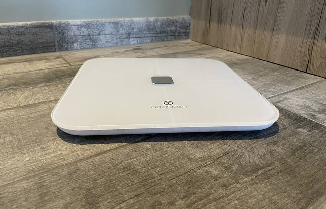 La balance connectée Sensory de Noerden, lancée à 89 euros.