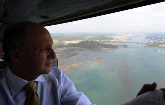 Le ministre se rend samedi au festival international de cinéma de Carthagène et visite dimanche une base de la marine colombienne, où des frégates ont été récemment rénovées par le groupe français Thalès.