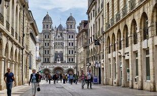 La ville de Dijon, prête à concurrencer Osaka et Copenhague.