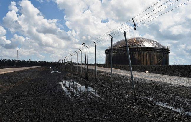 Ouragan Dorian: Une marée noire menace l'île de Grand Bahama