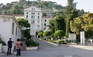 L'hôpital psychiatrique Sainte-Marie, à Nice