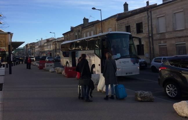 Certains usagers sont un peu perdus pour trouver leur bus, ou acheter un ticket.