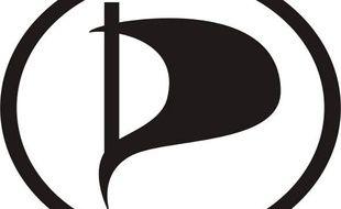 Le logo du Parti pirate suédoise