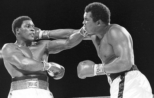 Mohamed Ali contre Trevor Berbick, le 12 décembre 1981.