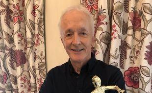 Anthony Daniels en octobre 2019 à l'hôtel Bristol