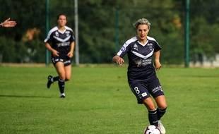 Claire Lavogez, internationale française, est la recrue phare des Girondins de Bordeaux.