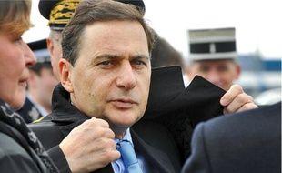 Le ministre a rappelé hier que «la France doit rester une terre d'intégration ».