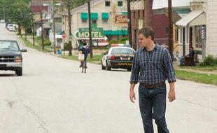 Matt Damon dans le film Promised land, de Gus Van Sant.