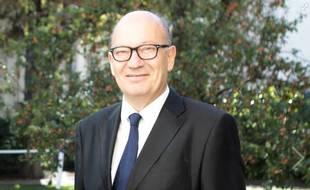 Didier Paillard, maire de Saint-Denis (Seine-Saint-Denis).