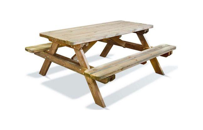 Table de jardin Jardipolys