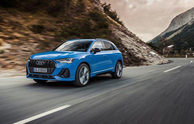 Audi Q3 hybride rechargeable