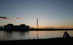 La centrale nucléaire de Fessenheim a été débranchée du réseau le 29 juin 2020.