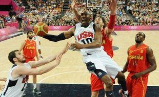 Les Etats-Unis ont de nouveau pleinement assumé leur statut de favori en conservant le titre olympique de basket-ball mais ils ont encore été poussés au bout par l'Espagne (107-100), comme en 2008 à Pékin.