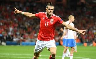 Un 3e but pour Gareth Bale