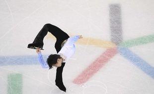 Hanyu a conservé son titre olympique en Corée du Sud.