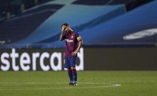 Lionel Messi et le Barça ont touché le fond.