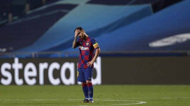 Les chiffres de la déculottée historique infligée au Barça par le Bayern