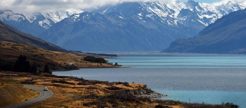 Les paysages de la Nouvelle-Zélande sont un beau décor pour la Terre du Milieu.