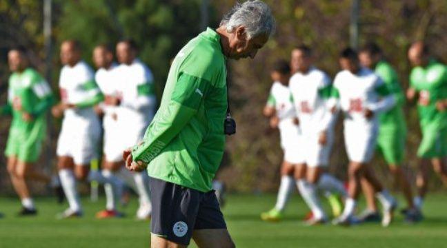 Coupe du monde 2014 vahid halilhodzic et l alg rie un - Algerie allemagne coupe du monde 2014 ...