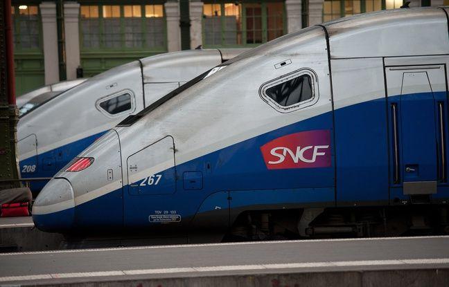 Orages: Un TGV Paris-Grenoble contraint de s'arrêter à Lyon-Saint-Exupéry pour la nuit