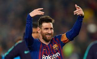 Lionel Messi revient à la compétition