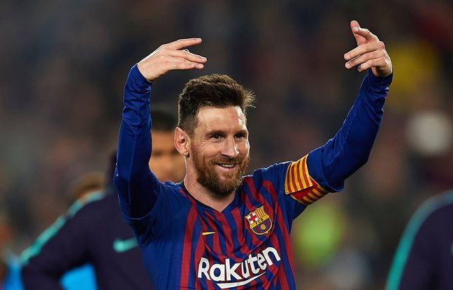 Ligue des champions: Feu vert! Lionel Messi sera de retour à la compétition face à Dortmund