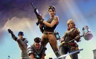 «Fortnite Battle Royale», le jeu de survie en ligne.