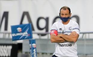 Christophe Laussucq n'est plus le manager du SUA.