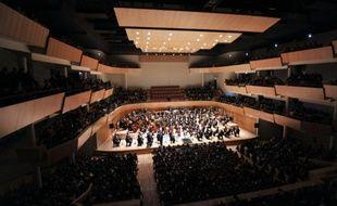 L'Opéra de Bordeaux, le 24 janvier 2013