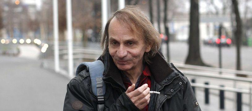 L'écrivain Michel Houellebecq.