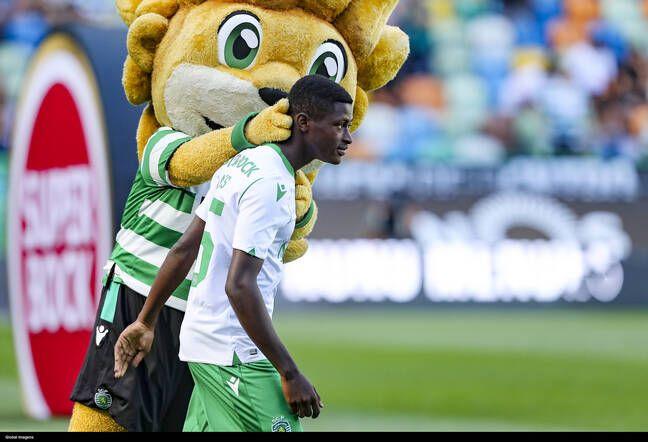 Nuno Mendes a été formé au Sporting