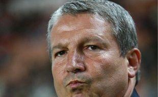 Rolland Courbis a entraîné Montpellier en 2008-2009. Le club est remonté en L1