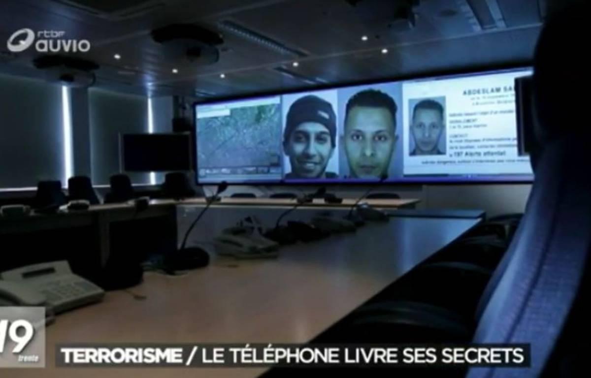 Les enquêteurs ont découvert une conversation entre Abdelhamid Abaaoud et le frère de Salah Abdeslam. – RTBF