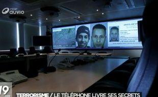 Les enquêteurs ont découvert une conversation entre Abdelhamid Abaaoud et le frère de Salah Abdeslam.