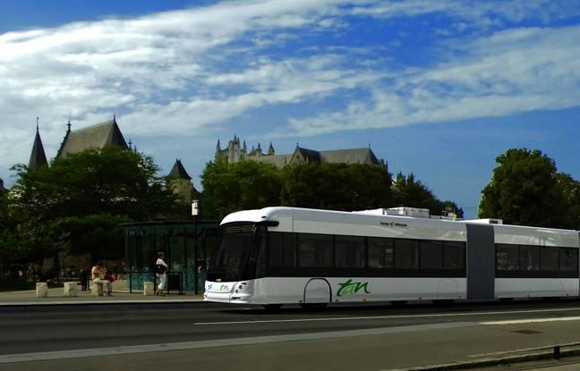 Le constructeur Hess prépare le futur e-busway nantais