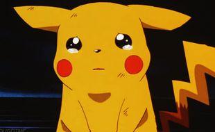 Sale nouvelle pour Pikachu.
