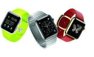 L'Apple Watch est attendue pour début 2015.