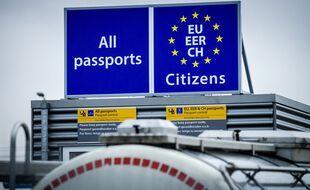 Les 27 se mette d'accord sur un pass sanitaire européen dont le lancement est prévu début juillet pour la saison touristique. (Illustration)