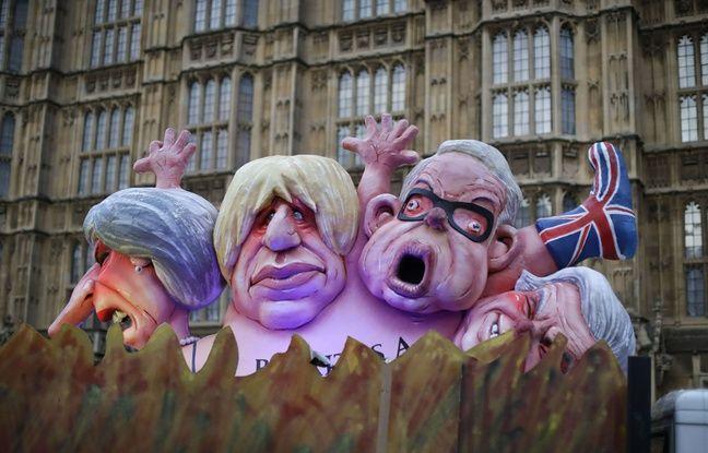 Brexit: Déjà six candidats à la succession de Theresa May, Boris Johnson fait la course en tête