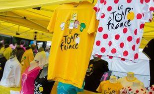 L'édition 2020 du Tour de France passera par quatorze villes d'Auvergne Rhône-Alpes. Illustration.