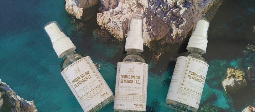 Avec Comme un air de Marseille, l'office de tourisme s'équipe d'une signature olfactive