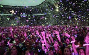 Live NAtion a organisé le concert de Coldplay au Stade de France le 15 juillet 2017