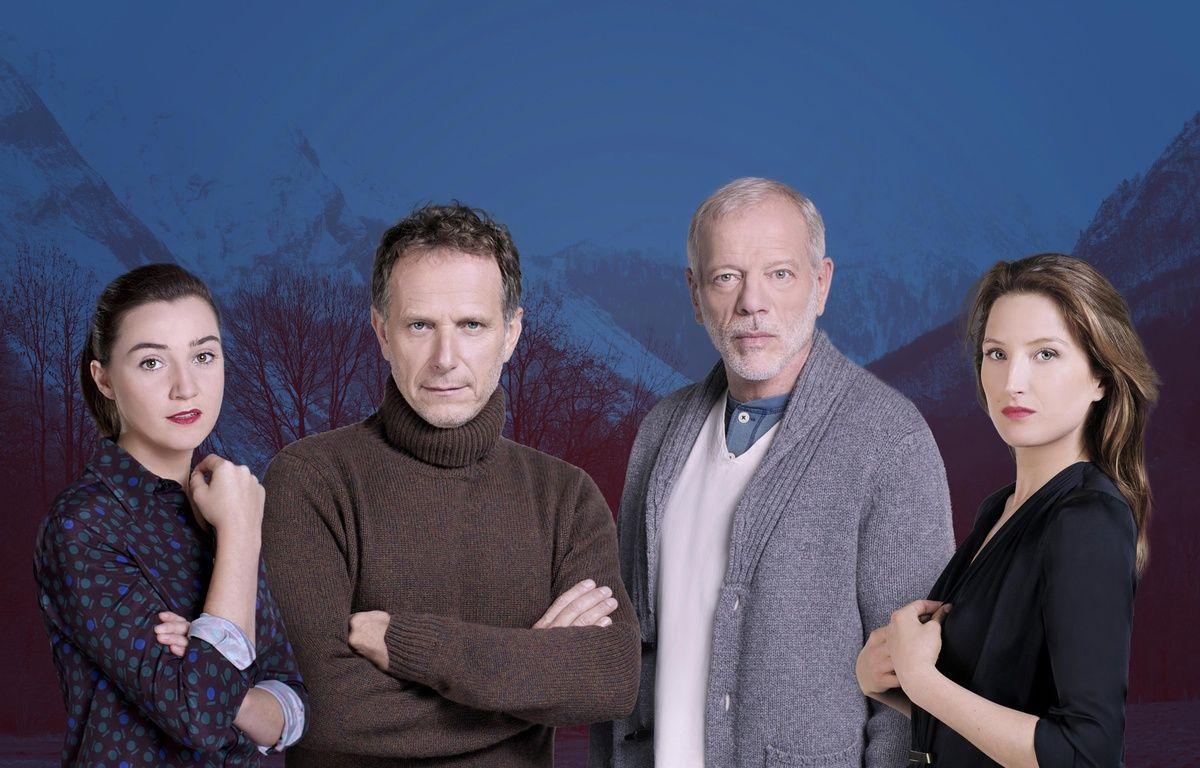 Le casting de «Glacé», nouvelle série polar de M6 – Julian TORRES / M6