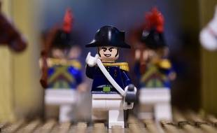 Napoléon, version Lego.
