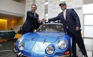 Renault va donner une nouvelle vie à la mythique marque de voitures sportives Alpine grâce à un partenariat avec le britannique Caterham et les futurs véhicules seront fabriqués dans l'usine de Dieppe, en Seine-Maritime.