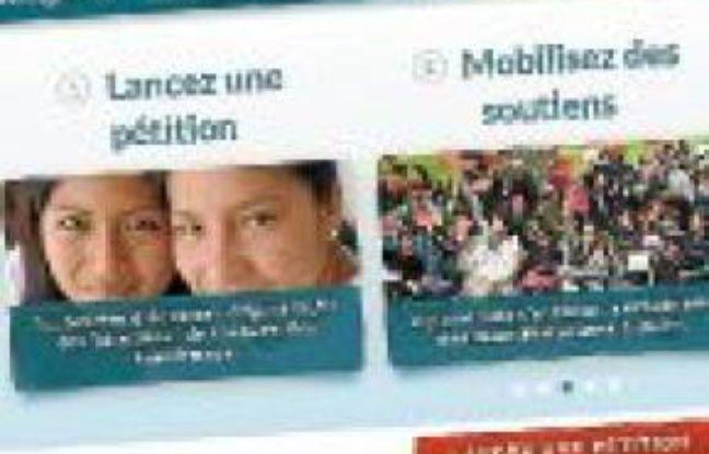 Change.org est arrivé en France.