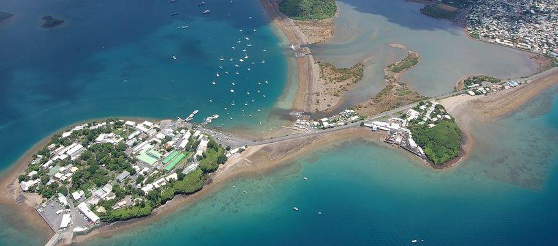 Une île volcanique pourrait se former au large de Mayotte.